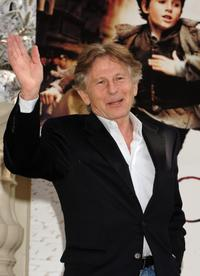 Roman Polanski at the photocall for his new movie