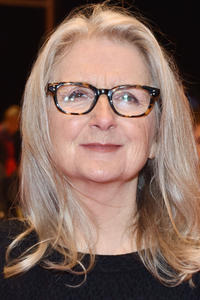 Sally Potter at the premiere of