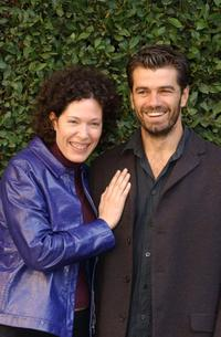 Maru Valdivieso and Toni Canto at the Madrid photocall of