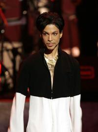 Prince at the 36th NAACP Image Awards.