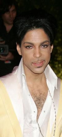 Prince at the 2007 Vanity Fair Oscar Party.