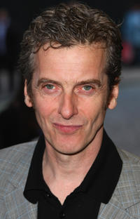 Peter Capaldi at the gala premiere of