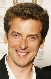 Peter Capaldi at the Pioneer British Academy Television Awards 2006.