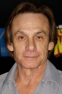 Steve Railsback at the premiere of