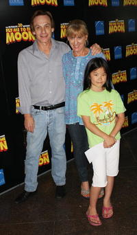 Steve Railsback and his Family at the premiere of