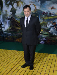 Director Sam Raimi at the California premiere of