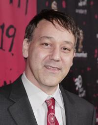 Sam Raimi at the Los Angeles premiere of