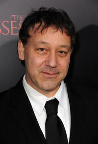 Producer Sam Raimi at the California premiere of