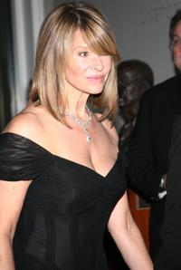 Kate Capshaw at the 29th Annual Kennedy Center Honors.