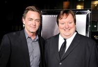 Todd Allen and director Stephen Rollins at the premiere of