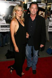 Todd Allen at the New York premiere of