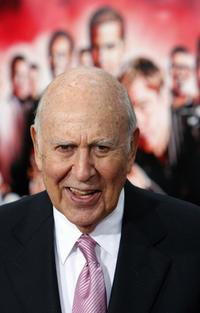 Carl Reiner at the US premiere of