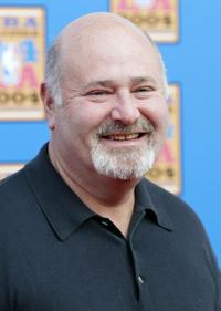 Rob Reiner at the 2004 NBA All-Star Game.