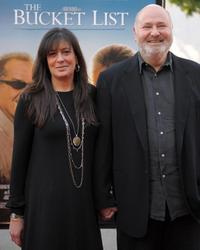 Rob Reiner and his wife Michele Singer at the Hollywood premiere of