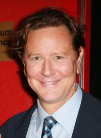 Judge Reinhold at the screening of