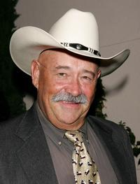 Barry Corbin at the WB Network stars party at the Cabana Club.