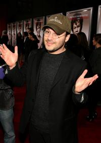 Adam Rifkin at the premiere of