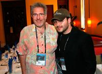 Barry Schuler and Adam Rifkin at the 2007 CineVegas Film Festival.