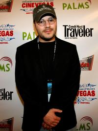 Adam Rifkin at the screening of
