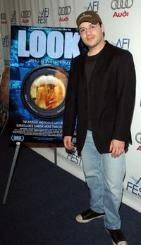 Adam Rifkin at the world cinema screening of