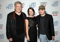 Barry Schuler, Jennifer Fontaine and Adam Rifkin at the world cinema screening of