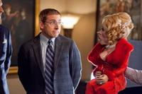 Steve Carell as Barry in