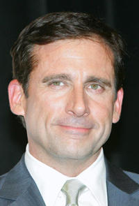 Steve Carell at the Paris Las Vegas during ShoWest.
