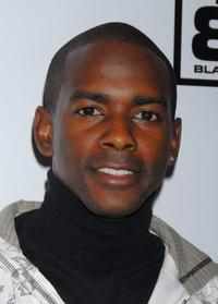 Keith Robinson at the 3rd Annual Grammy Brunch.