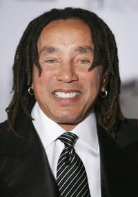 Smokey Robinson at the 2005 Songwriters Hall Of Fame induction ceremony.