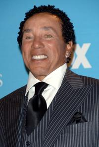 Smokey Robinson at the 38th annual NAACP Image Awards.
