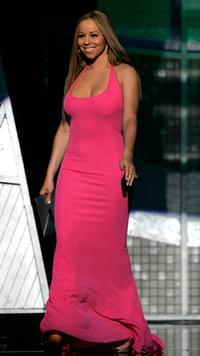 Mariah Carey at the 2006 ESPY Awards.
