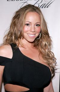 Mariah Carey at the screening of