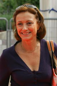 Brigitte Rouan at the premiere of