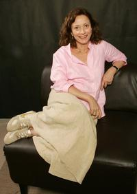 Brigitte Rouan at the Bangkok International Film Festival.