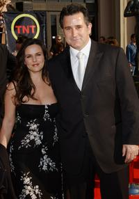 Gia Carides and husband Anthony LaPaglia at the 9th Annual Screen Actors Guild Awards.