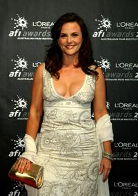 Gia Carides at the L'Oreal Paris 2007 AFI Industry Awards.