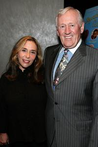 Len Cariou and Susan Seidelman at the premiere for