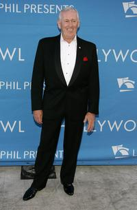Len Cariou at the Stephen Sondheim's 75th Birthday Concert and ASCAP Foundation Benefit.