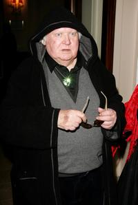Ken Russell at The Orange British Academy Film Awards at the Royal Opera House.
