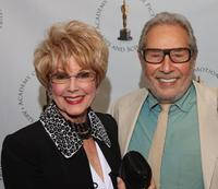 Karen Kramer and Mark Rydell at the Academy of Motion Pictures Arts and Sciences' 30th anniversary of
