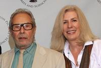 Mark Rydell and Betsy Sharkey at the Academy of Motion Pictures Arts and Sciences' 30th anniversary of