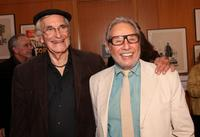 Martin Landau and Mark Rydell at the Academy of Motion Pictures Arts and Sciences' 30th anniversary of