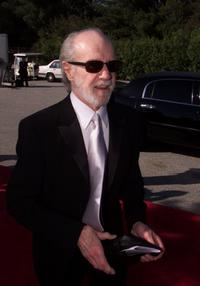 George Carlin at the 15th Annual American Comedy Awards at Universal City in Los Angeles.