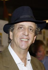 Vincent Schiavelli at the premiere of