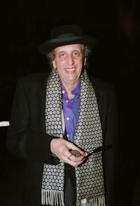 Vincent Schiavelli at the premiere after-party of