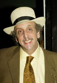 Vincent Schiavelli at the Third Annual Voices of Style and Design Awards.