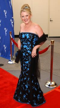 Nancy Cartwright at the Academy of Television Arts and Sciences 31st Annual Daytime Emmy Awards Creative Arts Presentation.