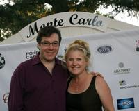 Nancy Cartwright and Jamie Gold at the Monte Carlo Night benefiting Devonshire PALS at a private residence.
