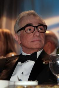 Martin Scorsese at the NIAF's 32nd Anniversary Awards Gala.