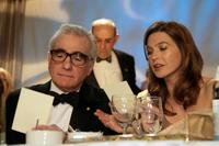Martin Scorsese and Ellen Pompeo at the NIAF's 32nd Anniversary Awards.